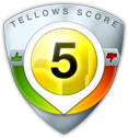 tellows Score 5 zu 08005888732