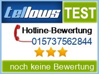 tellows Bewertung 015737562844