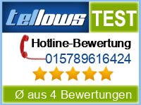tellows Bewertung 015789616424