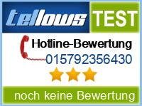 tellows Bewertung 015792356430