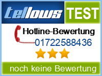 tellows Bewertung 01722588436