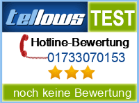 tellows Bewertung 01733070153