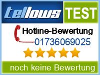 tellows Bewertung 01736069025