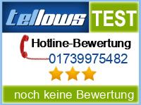 tellows Bewertung 01739975482