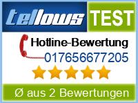 tellows Bewertung 017656677205