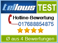 tellows Bewertung 017688854875