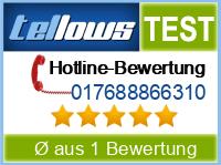 tellows Bewertung 017688866310