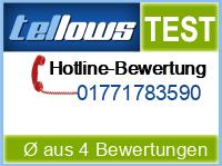 tellows Bewertung 01771783590