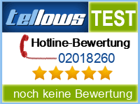 tellows Bewertung 02018260