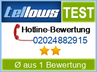 tellows Bewertung 02024882915