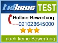 tellows Bewertung 021028645000