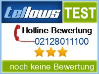 tellows Bewertung 02128011100