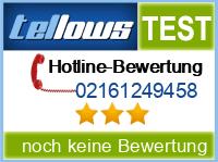 tellows Bewertung 02161249458