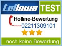 tellows Bewertung 02211309101