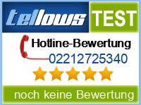 tellows Bewertung 02212725340