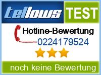 tellows Bewertung 0224179524