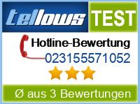 tellows Bewertung 023155571052