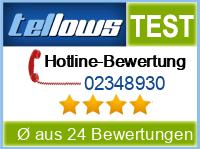tellows Bewertung 02348930