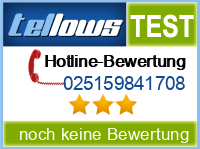 tellows Bewertung 025159841708