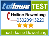 tellows Bewertung 03020913220