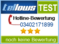tellows Bewertung 03402171899