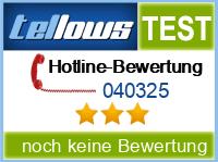 tellows Bewertung 040325