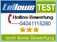 tellows Bewertung 04041115280