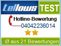tellows Bewertung 04042236014