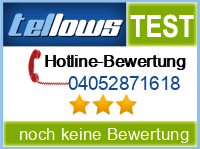tellows Bewertung 04052871618
