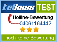 tellows Bewertung 04061164442