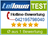 tellows Bewertung 042195798040
