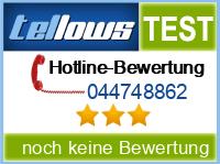 tellows Bewertung 044748862