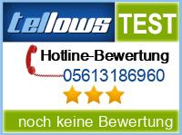 tellows Bewertung 05613186960
