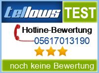 tellows Bewertung 05617013190
