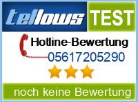 tellows Bewertung 05617205290