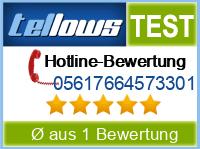 tellows Bewertung 05617664573301