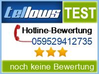 tellows Bewertung 059529412735