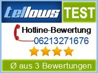 tellows Bewertung 06213271676