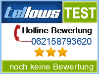 tellows Bewertung 062158793620