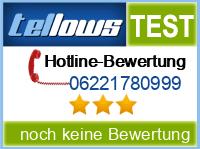 tellows Bewertung 06221780999