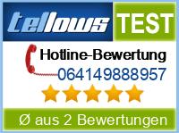tellows Bewertung 064149888957