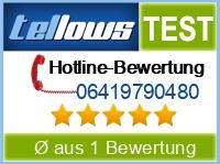 tellows Bewertung 06419790480