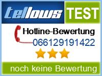 tellows Bewertung 066129191422