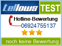 tellows Bewertung 06924755137