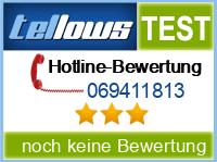 tellows Bewertung 069411813