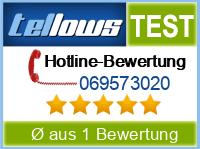 tellows Bewertung 069573020