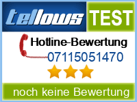 tellows Bewertung 07115051470