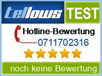tellows Bewertung 0711702316