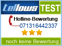 tellows Bewertung 071316442337