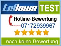 tellows Bewertung 07172939967